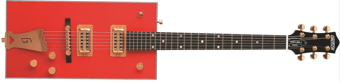Bo Diddley famous guitar body designs