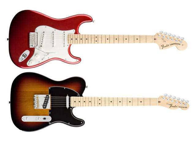 Telecaster Stratocaster