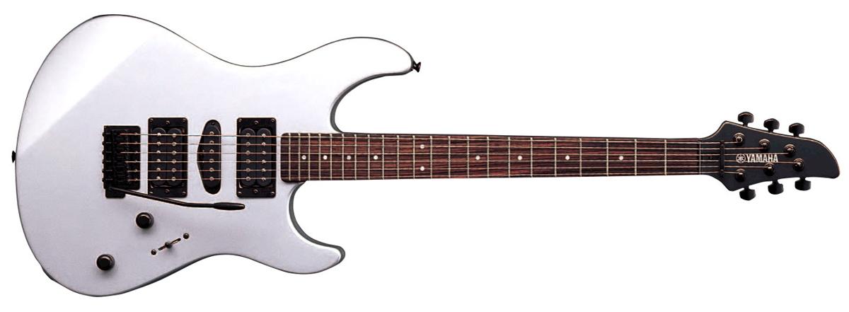 Yamaha RGX famous guitar body designs