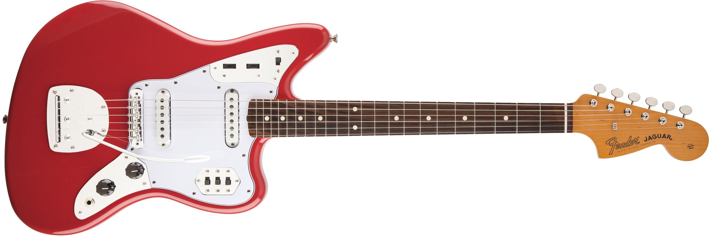 jaguar famous guitar body designs
