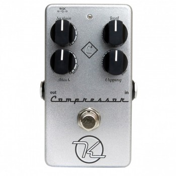 How A Compressor Pedal Can Enhance Your Tone