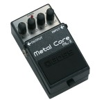 Boss ML-2 Metal core distortion fuzz pedal