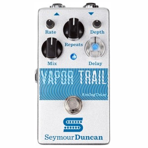 Seymour Duncan Vapor Trail Analog Delay Guitar Effects Pedal