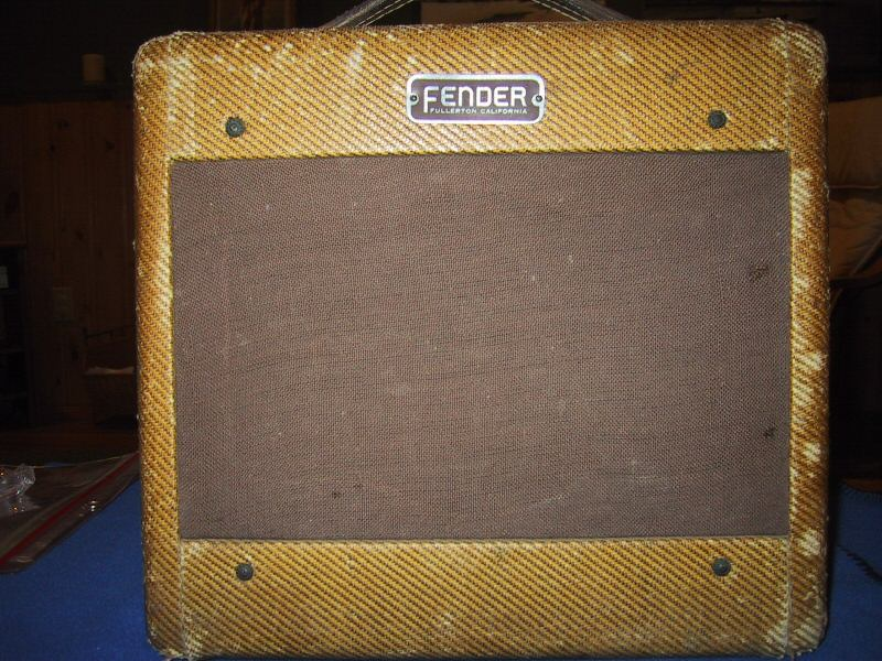 A Quick History Of Fender Tweed Amps Proaudioland