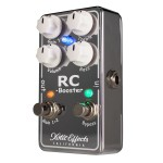 The New Xotic Effects RC Booster RCB-V2 Now Available