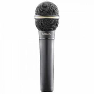 Dynamic Versus Condenser Microphones