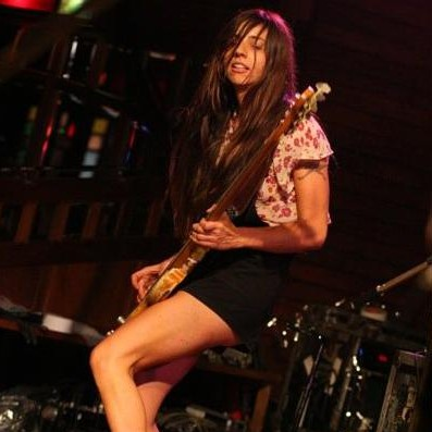 Five Fantastic Female Bass Players
