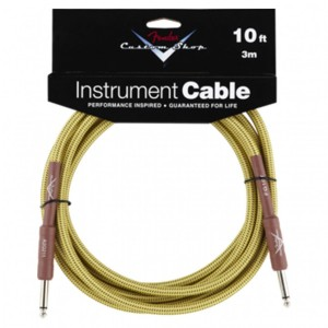 gifts guitarist instrument cable fender