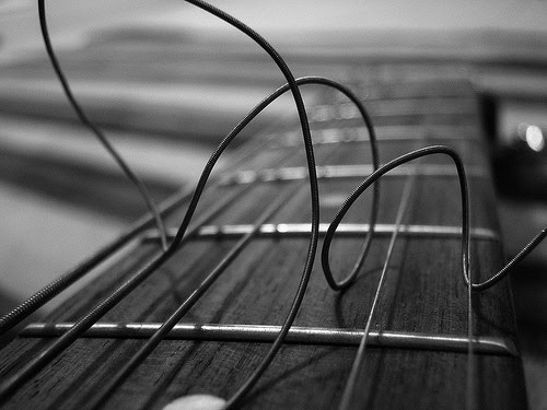 What To Know Before Changing Your String Gauge