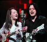 the white stripes two-piece band