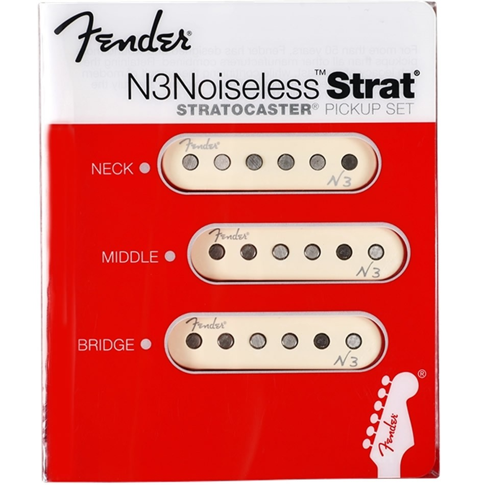 Fender Noiseless Pickups >> What Are Noiseless Electric Guitar Pickups Proaudioland Musician News