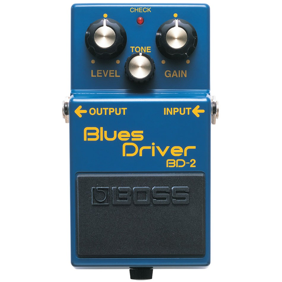 Great Overdrive Guitar Effects Pedals For Blues