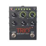 trio plus digitech looper effects pedal