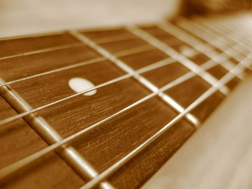 A Closer Look At Guitar Fret Sizes