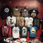 Band Merch Table