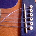 guitar strings broken break