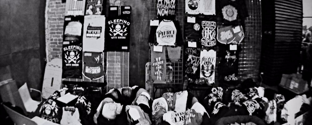Top Mistakes Bands Make When Selling Merchandise