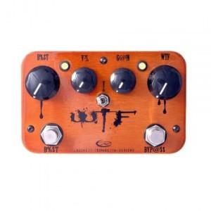 WTF Fuzz rockett pedal