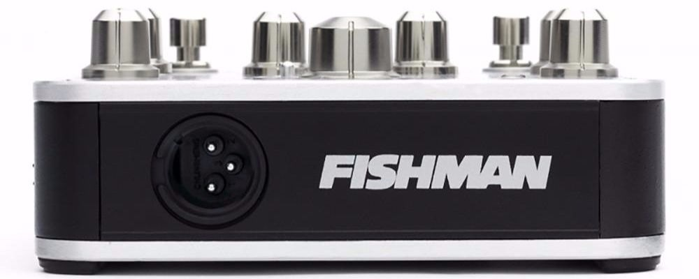 A Closer look At The Fishman Aura Spectrum Acoustic Guitar DI