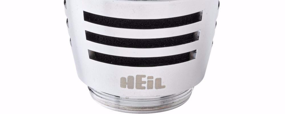 Brand Spotlight: Heil Sound Microphones