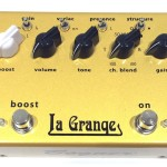 Bogner La Grange Overdrive Boost Pedal Review