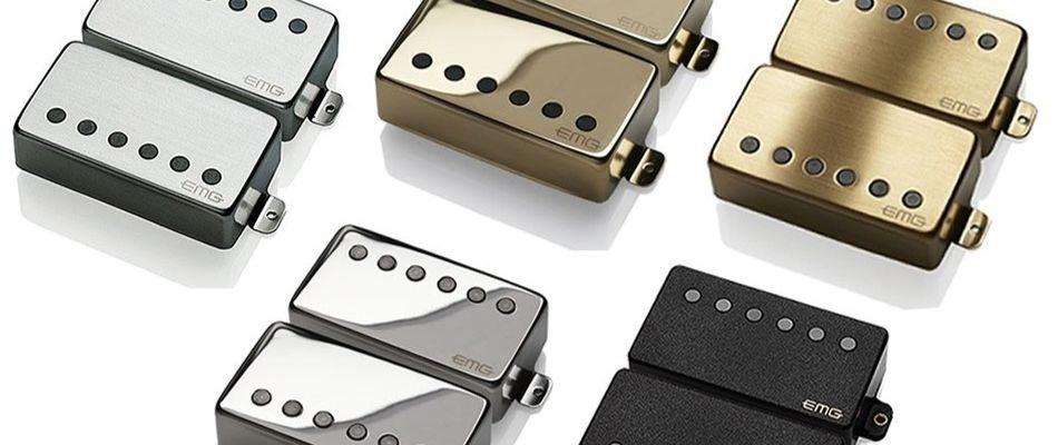 EMG 57/66 Guitar Humbucker Set Review