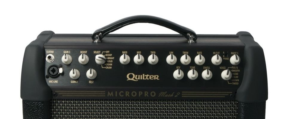 Quilter Labs MicroPro Mach 2 8-Inch Combo Amp Review