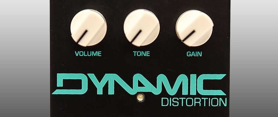 Vertex Dynamic Distortion Effects Pedal Review